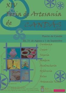 Feria de artesania de Candas